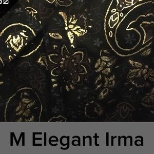MEDIUM ELEGANT IRMA LULAROE